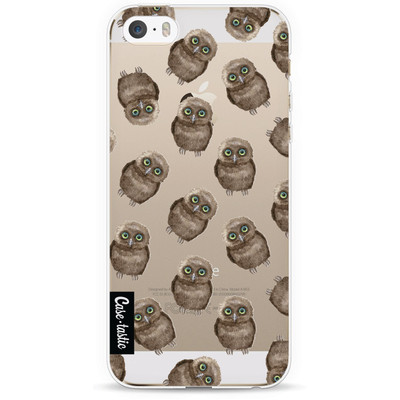 Image of Casetastic Softcover Apple iPhone 5/5S/SE Owl Hop
