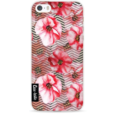 Image of Casetastic Softcover Apple iPhone 5/5S/SE Poppy Field