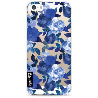 Image of Casetastic Softcover Apple iPhone 5/5S/SE Royal Flowers