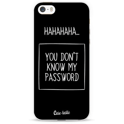 Image of Casetastic Softcover Apple iPhone 5/5S/SE Password