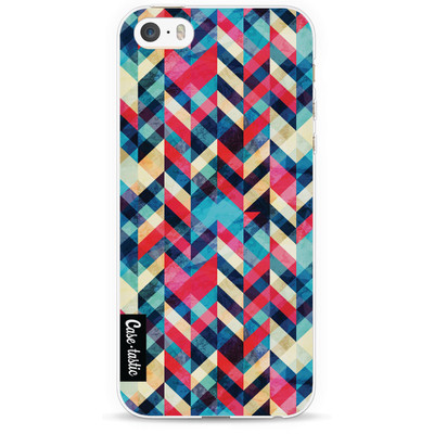 Image of Casetastic Softcover Apple iPhone 5/5S/SE Hipster
