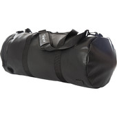 Spiral Duffel Perforated Black