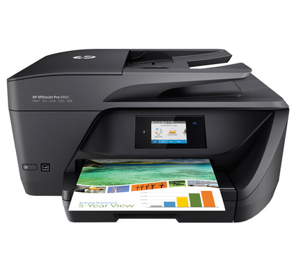 HP OfficeJet Pro 6960 e-All-in-One (J7K33A)