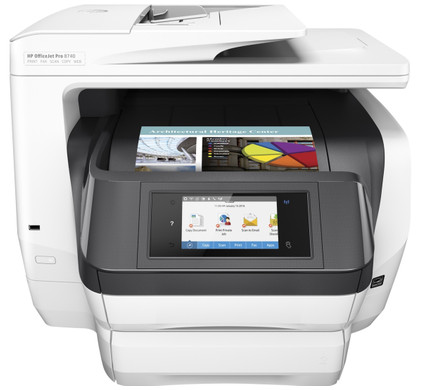 HP OfficeJet Pro 8740 All-in-One (D9L21A)