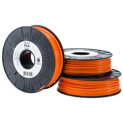Image of Ultimaker PLA Oranje Filament 2.85 mm (0,75 kg)