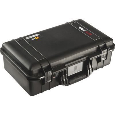 Peli Air 1525 Black met Foam