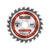Kreator Universeel Zaagblad 89x15x1.8mm 24T