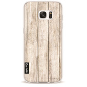 Casetastic Softcover Samsung Galaxy S7 Edge Wood