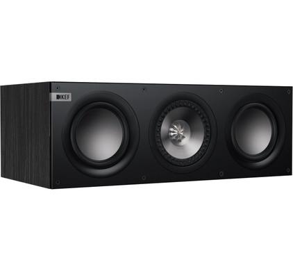 KEF Q200c Zwart