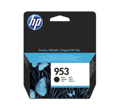 HP 953 Cartridge Zwart (L0S58AE)
