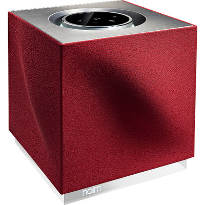 Image of Naim Mu-so Qb Cover Rood