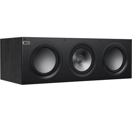 KEF Q600c Zwart
