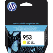HP 953 Cartridge Geel (F6U14AE)