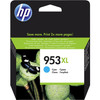 HP 953XL Cartridge Cyaan (F6U16AE)