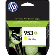 HP 953XL Cartridge Geel (F6U18AE)