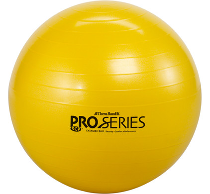 Thera-Band Zitbal ProSeries SCP 45 cm Geel
