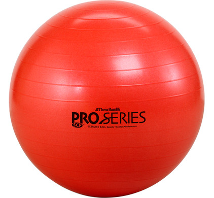 Thera-Band Zitbal ProSeries SCP 55 cm Rood
