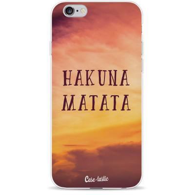 Image of Casetastic Softcover Apple iPhone 5/5S/SE Hakuna Matata