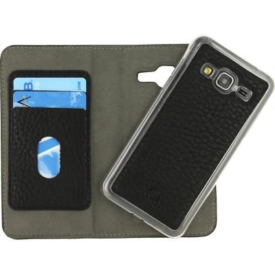 Mobilize Detachable Wallet Book Case Samsung Galaxy J3 (2016) Zwart