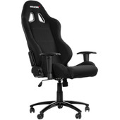 AK Racing Gaming Chair Zwart / Zwart