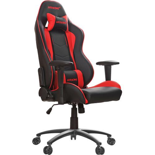 AK Racing Nitro Gaming Chair Rood
