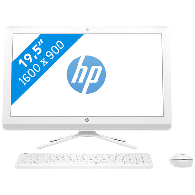 """Image of HP All in One 20-c005nd W3C96EA 19.5"""", E2 7110, 1TB"""