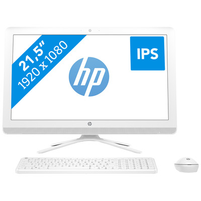 """Image of HP All in One 22-b028nd W3C17EA 21.5"""", A6 7310, 1TB"""