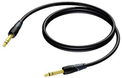 ProCab CLA610 1.5 Stereo Jack Kabel 1,5 m