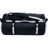 The North Face Base Camp Duffel TNF Black/TNF White - L