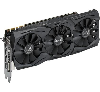 Asus GeForce Strix GTX1080 8G Gaming