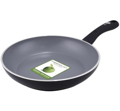Greenpan Velvet Black Koekenpan Inductie 28 cm