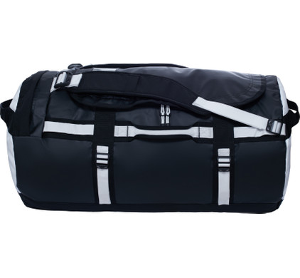 The North Face Base Camp Duffel TNF Black/TNF White - M