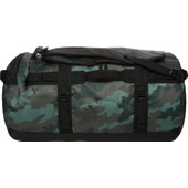 The North Face Base Camp Duffel Camo Print/TNF Black - M