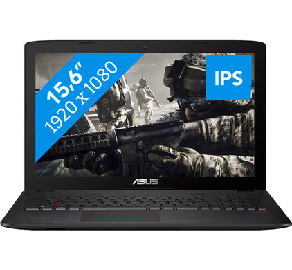 Asus ROG GL552VW-CN353T-BE Azerty
