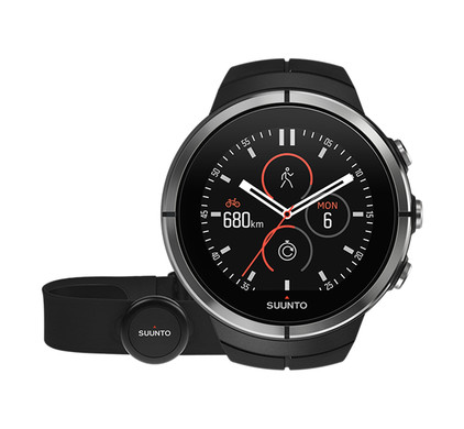 Suunto Spartan Ultra Black HR