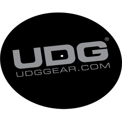 UDG Slipmat Set Zwart Zilver