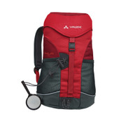 Vaude Puck 10L Salsa/Red
