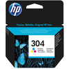 HP 304 Cartridge 3-Kleuren Pack (N9K05AE)