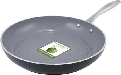 Greenpan Milan 3D Koekenpan Inductie Vlees Gevogelte 30 cm