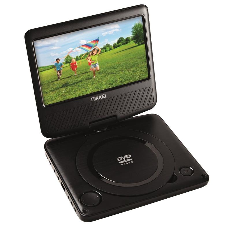 Nikkei portable DVD speler
