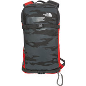 The North Face Slackpack 20 Asphalt Grey/Fiery Red