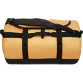 The North Face Base Camp Duffel 24K Gold/TNF Black - S