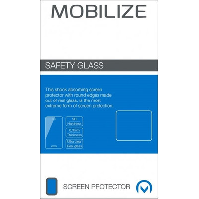 Mobilize Screenprotector Motorola Moto E Glass