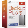 Backup Plus Portable 4 TB Zilver - 5