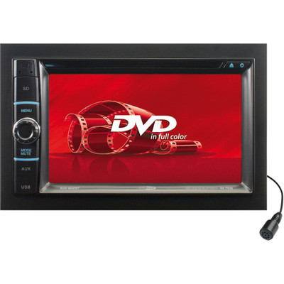 Image of Caliber Audio Technology RDD802BT Autoradio met scherm dubbel DIN 4 x 75 W USB, microSD, Jackplug, AV, Bluetooth, Cinch (video), Cinch (stereo)