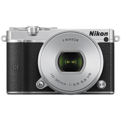 Image of Nikon 1 J5 + 10-30mm zilver