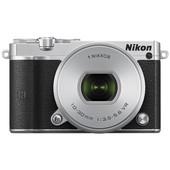 Nikon 1 J5 + 10-30mm zilver