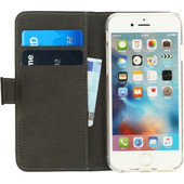 Mobilize Gelly Wallet Book Case Apple iPhone 6/6s Zwart