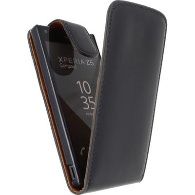 Xccess Flip Case Sony Xperia Z5 Compact Zwart