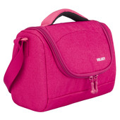 Delsey Back To School Lunch Bag Pink